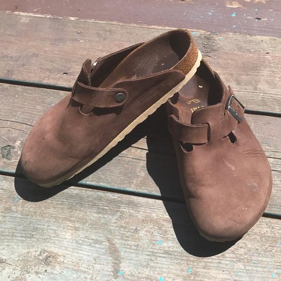 00402dfa063082 Birkenstock Shoes - Birkenstock Boston Clogs 39